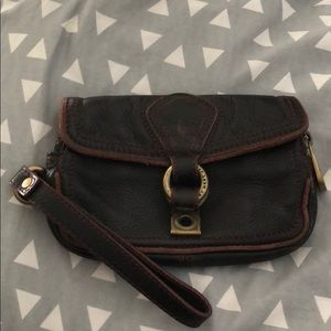 Marc by Marc Jacobs wristlet clutch